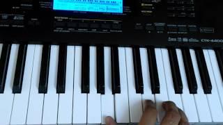 Shayad Meri Shaadi Ka Khayal   Souten   Keyboard / Piano Instrumental