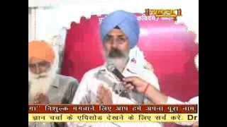 Gurjeet Das (Kharar, Mohali) speaks about his Satguru (Rampal Ji Maharaj)