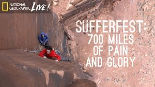 Sufferfest: 700 Miles of Pain and Glory | Nat Geo Live