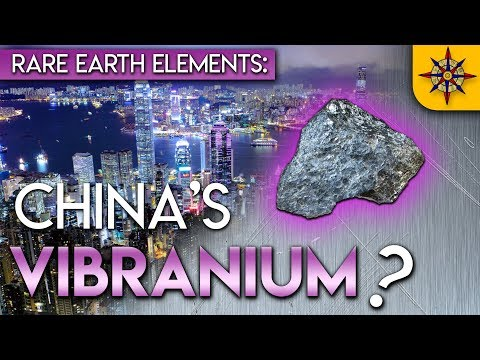 Rare Earth Elements China s Vibranium