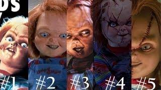 Chucky 1 2 3 4 5