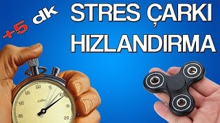 Stres Çarkı Hızlandırma - 20 KAT HIZLANDI 👍👊 + ÇEKİLİŞ
