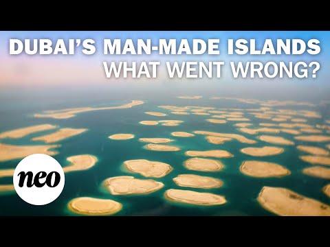 Why Dubai s Man Made Islands Are Still Empty