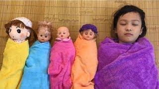 Are you sleeping brother john   で色を学ぶ 赤ちゃんの幼児  - 子供のための色づ - 子供 おもちゃ