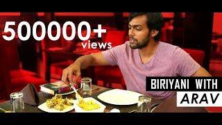 Biryani with Big Boss Arav | Diwali special | NextDoorMindReader Episode-4 | Moustache