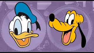 3 Hours of Donald Duck and Pluto