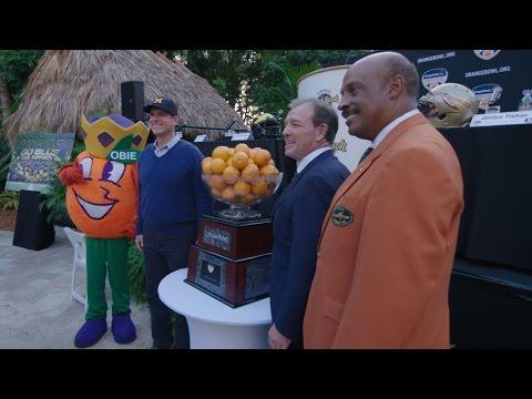 Orange Bowl Press Conference | A SEASON WITH FLORIDA STATE FOOTBALL