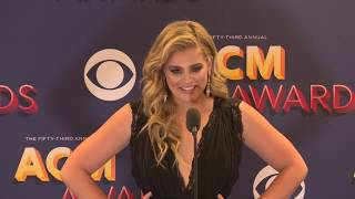 Lauren Alaina Was Overwhelmed With Emotions Talking About ACM Awards Win