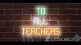 teacher diss