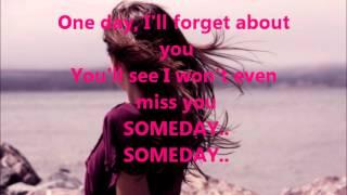 SOMEDAY nina lyrics