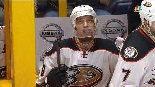 Anaheim Ducks @ Nashville Predators. Round 1 Game 6