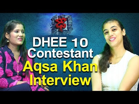 Xxx Mp4 Aqsa Khan And Choreographer Javed Khan Interview Dhee 10 Contestants Interviews Indiontvnews 3gp Sex