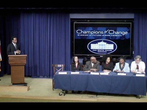 Champions of Change: Achieving Education Excellence for the Next Generation of African Americans