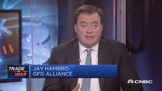 Hambro: Worry tariffs will destabilize long-term position in the US   Squawk Box Europe