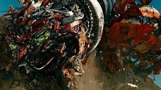 Transformers 2 whole Devastator Scene reel HD 1080p