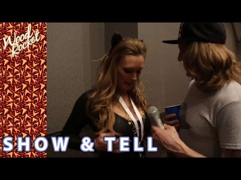Show & Tell: Tanya Tate