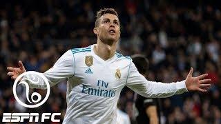 Cristiano Ronaldo scores four goals vs. Girona, now has 19 in his past 10 games | ESPN FC