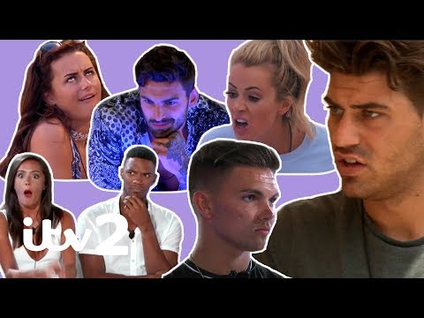 Xxx Mp4 Love Island The Most Explosive Arguments Of All Time ITV2 3gp Sex