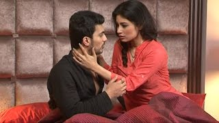 Naagin:Shivanya,Ritik's most romantic kissing bedroom scene
