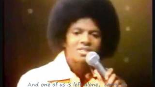 You and me against the world...(Michael Jackson cover + sub)