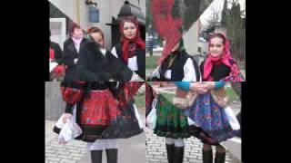 Tara Oasului / Osenii / Romanian peasant costumes and music  from Northern Transylvania