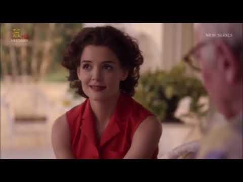 Xxx Mp4 Katie Holmes Best Scenes As Jackie Kennedy The Kennedys 3gp Sex