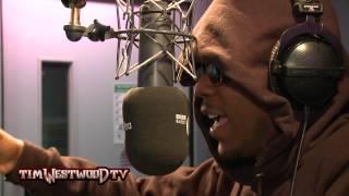 Kendrick Lamar *HOT* freestyle - Westwood