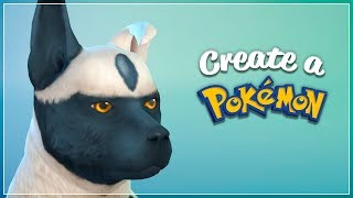 Absol #359 | The Sims 4 Create a Pokémon (CAP) Ep16