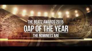 THE BEATZ AWARDS 2015 (OAP OF THE YEAR)