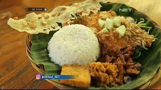 OK FOOD Episode 39 - Gudeg Pejompongan, Pecel Pincuk Godong Ijo (Part 2/3)