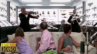 Men In Black 2 - Secret Weapons Room Scene (1080p) FULL HD