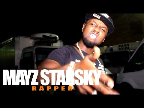 Mayz Starsky - Fire In The Streets