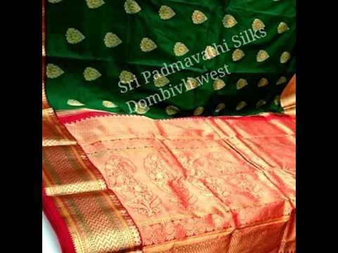 Authentic kancheepuram pure silk saree!