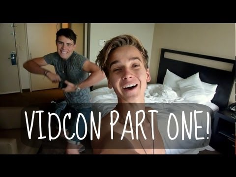 Vidcon Part One! | ThatcherJoe