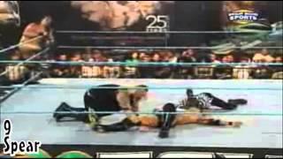 The Top 25 Moves of Bray Wyatt