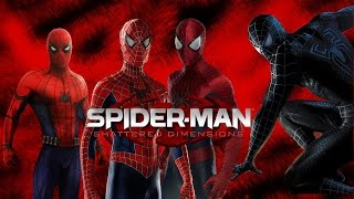 Spider-Man Shattered Dimensions (FAN-MADE) MOVIE Trailer