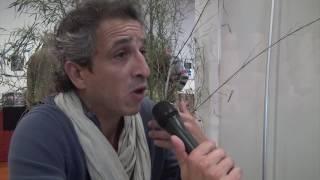 Rachid Oujdi au Festival Échos d'ici, Échos d'ailleurs 2016