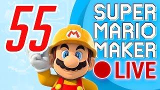 Mario Maker Live #55