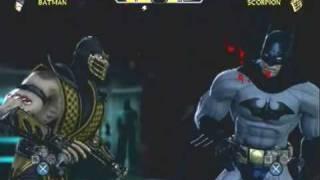 Mortal Kombat vs DC: Chapter 2 - Batman