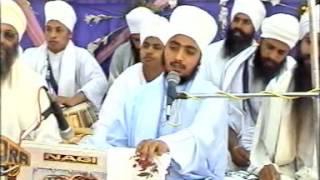 Sant Baba Ranjit Singh Ji Dhadrian Wale -  2003 -  Ma Gujri de Chann Warga - Part 2