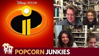 Disney Pixars Incredibles 2 Movie Teaser Trailer | Family Review and Reaction