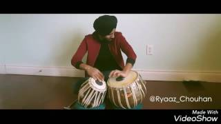 Excellent Tabla Played By Ryaaz Chouhan On Hollywood Song