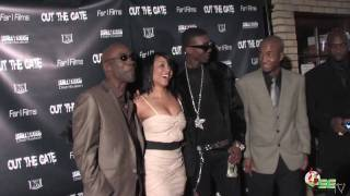 Out The Gate - Hollywood Red Carpet Premiere of the Caribbean-American film