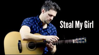 Steal My Girl - Solo Fingerstyle Guitar Version