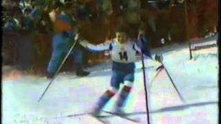 1984 Winter Olympics - Men's Slalom Part 4