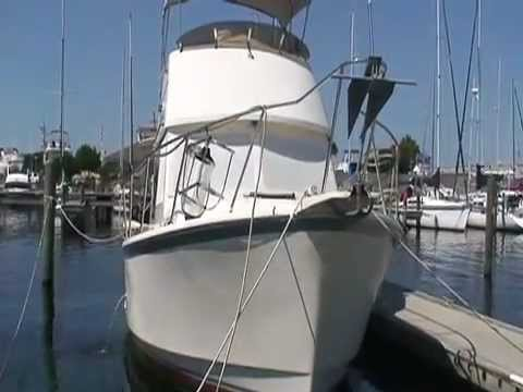 Great Loop Trawler Videos The Prairie Economical Trawler Cruising Guide On The ICW