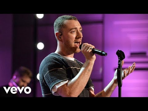 Sam Smith Too Good At Goodbyes In The Live Lounge
