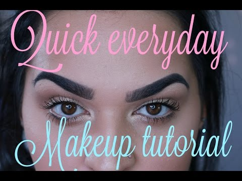Quick Simple Everyday Makeup