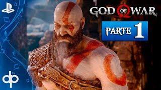 GOD OF WAR 4 PS4 Parte 1 Gameplay Español PS4 PRO 60fps | Prologo KRATOS VUELVE (God of War 2018)