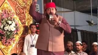 Live - Iftikhar Rizvi - Naqabat - 9 Nov 2017